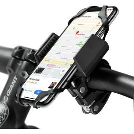 Telefoonhouder - Stuur bevestiging fiets / motor / kinderwagen